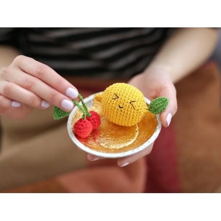Acheter Kit MKMI - Mes fruits en amigurumi - 16,99€ en ligne sur La Petite Epicerie - 100% Loisirs créatifs