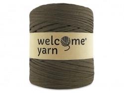 Grande bobine de fil trapilho - brun foncé Welcome Yarn - 1
