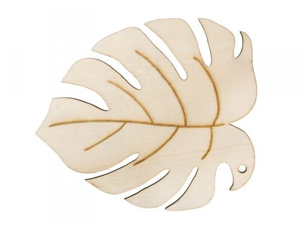Acheter Grande feuille de monstera en bois - 4,59€ en ligne sur La Petite Epicerie - 100% Loisirs créatifs