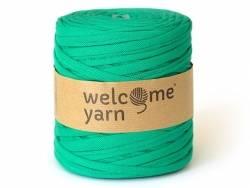 Grande bobine de fil trapilho - vert emeraude
