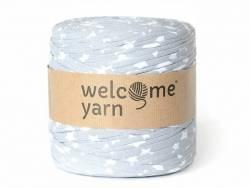 Large Trapilho yarn bobbin - khaki