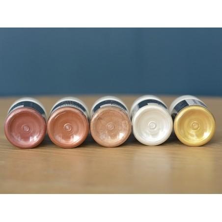 Poudre de mica Sparkling metallic - bronze Cernit - 4