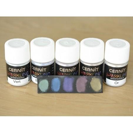 Acheter Poudre de mica Sparkling interference - violet - 3,59€ en ligne sur La Petite Epicerie - Loisirs créatifs