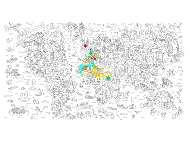 Acheter Rouleau de coloriage XXL - Atlas - 19,90€ en ligne sur La Petite Epicerie - 100% Loisirs créatifs