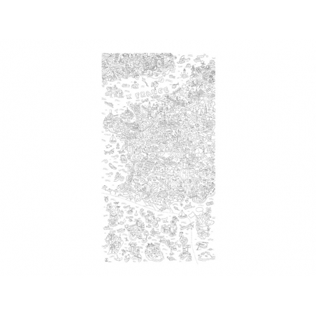 Acheter Rouleau de coloriage XXL - France - 19,90€ en ligne sur La Petite Epicerie - 100% Loisirs créatifs