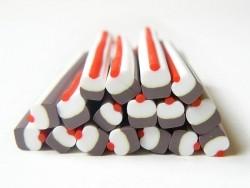 Acheter Cane petit cake / cupcake choco-cerise - 0,99€ en ligne sur La Petite Epicerie - 100% Loisirs créatifs