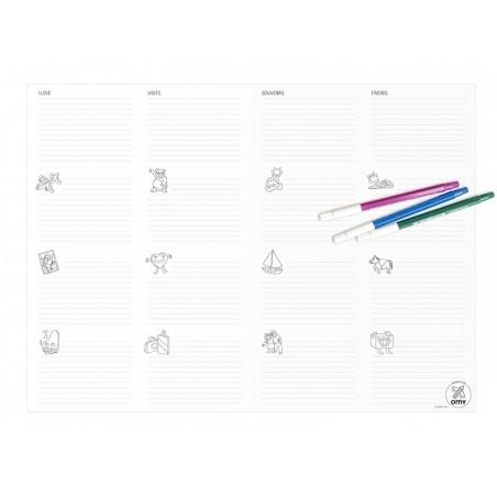 Acheter Pocket map à colorier - USA - 6,90€ en ligne sur La Petite Epicerie - 100% Loisirs créatifs