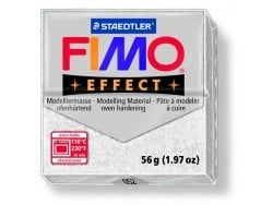 Acheter Pâte Fimo EFFECT Pailletée Blanc 052 - 1,99€ en ligne sur La Petite Epicerie - 100% Loisirs créatifs
