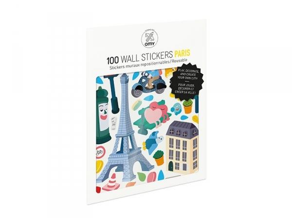 Acheter Planches de stickers - Paris - 7,90€ en ligne sur La Petite Epicerie - 100% Loisirs créatifs