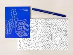 Rouleau de coloriage XXL - Paris