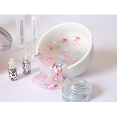 Kit complet - le slime à paillettes wonderful La petite épicerie - 5