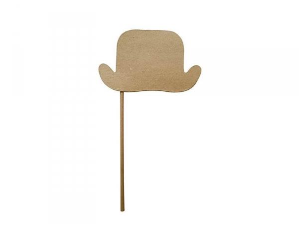 Accessoires photobooth en papier maché - chapeau  - 1