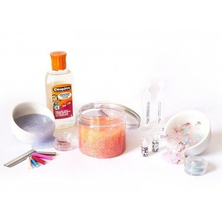 Kit complet - le slime à paillettes wonderful La petite épicerie - 2
