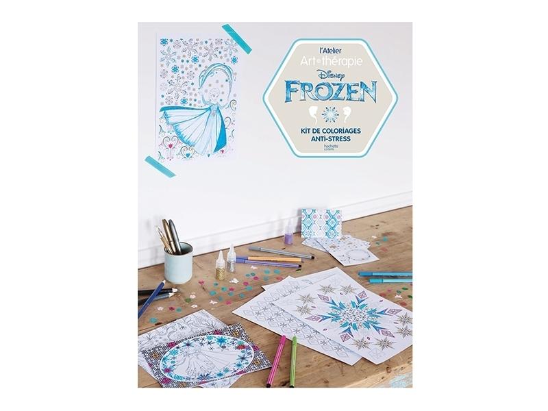 """Acheter Livre de coloriage """"Frozen"""" - 12,90€ en ligne sur La Petite Epicerie - 100% Loisirs créatifs"""