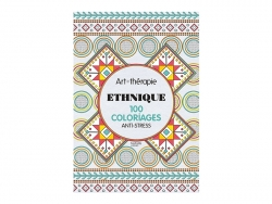 """Livre de coloriage """"Ethnique"""""""