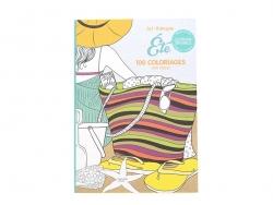 """Carnet de coloriage """"Oiseaux & papillons"""""""