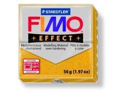 Fimo Effect - glitter colour gold no. 112