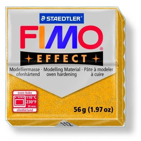 Acheter Pâte Fimo EFFECT Pailletée Or 112 - 1,99€ en ligne sur La Petite Epicerie - 100% Loisirs créatifs