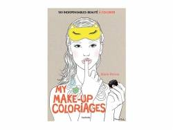 "Livre de coloriage ""My Make-up"""
