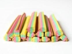 Acheter Cane glace à l'eau - tricolore - 0,49€ en ligne sur La Petite Epicerie - Loisirs créatifs