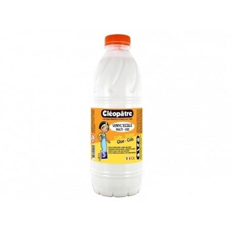 Colle blanche pour slime - 1 litre Cléopâtre - 1