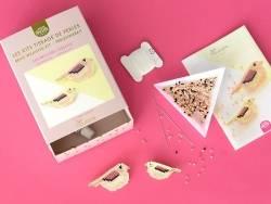 Acheter Kit Rose Moustache - tissage de perles Miyuki - Les jolis moineaux - 19,99€ en ligne sur La Petite Epicerie - Loisir...