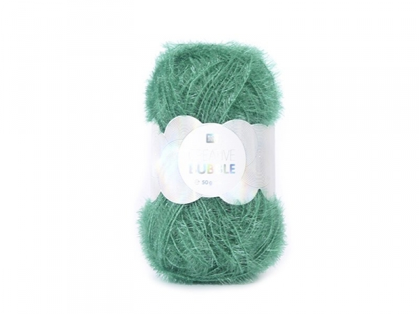 Acheter Laine à tricoter Creative bubble - vert gazon - pour éponge tawashi - 3,49€ en ligne sur La Petite Epicerie - Loisir...
