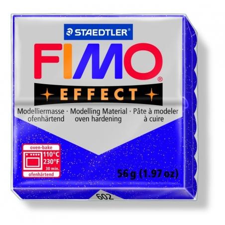 Fimo Effect - glitter colour purple no. 602