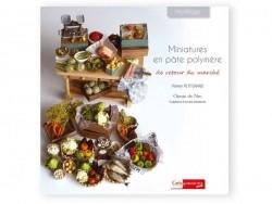 Livre Miniatures en pâte polymère de retour du marché