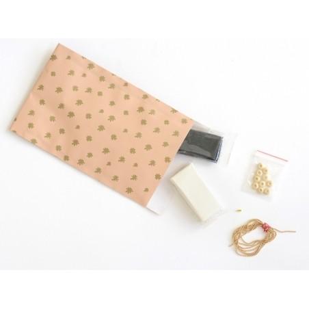 Kit collier marbré  - 1
