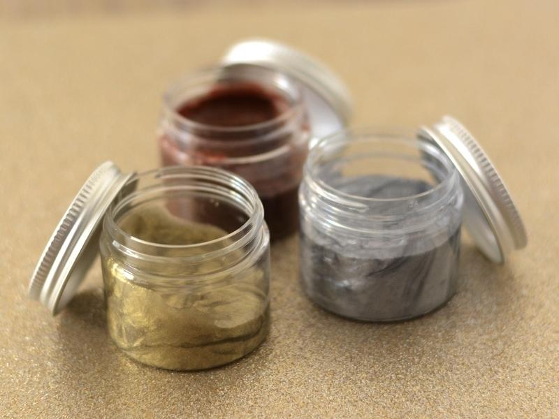 Kit complet - le slime métallique La petite épicerie - 1