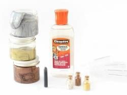 Kit complet - le slime métallique La petite épicerie - 3
