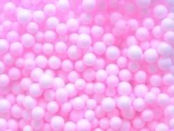 Billes de polystyrène