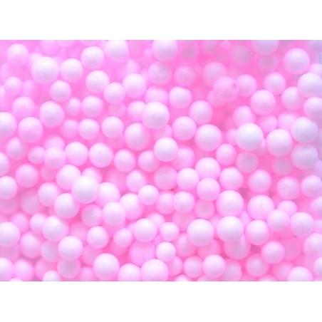 Acheter Billes de polystyrène rose fluo - 3,99€ en ligne sur La Petite Epicerie - Loisirs créatifs