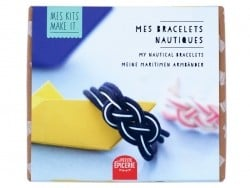 KIT MKMI - Mes bracelets nautiques - mes kits make it - DIY