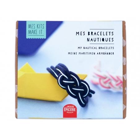 Mes kits make it - My nautical bracelets