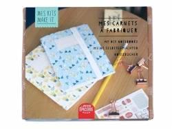 Acheter Kit MKMI - Mes carnets à fabriquer - 16,99€ en ligne sur La Petite Epicerie - 100% Loisirs créatifs