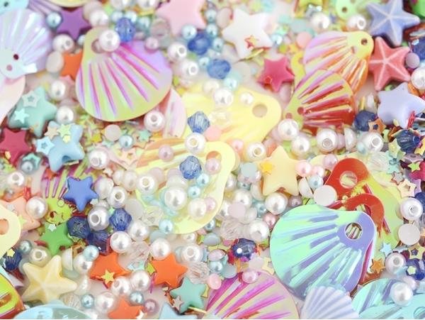 Acheter Sachet de coquillages pour slime - 4,99€ en ligne sur La Petite Epicerie - 100% Loisirs créatifs