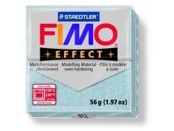 Fimo Effect - glitter silber Nr. 812