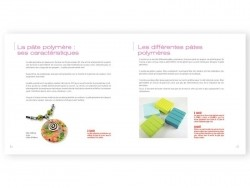 Acheter Livre Fleurs en pâte polymère - 16,90€ en ligne sur La Petite Epicerie - 100% Loisirs créatifs
