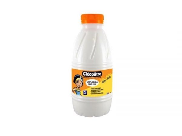 Colle blanche pour slime - 500 g Cléopâtre - 1