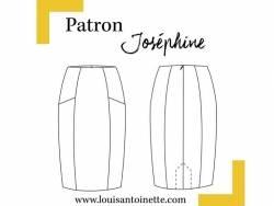 Patron de couture Louis Antoinette - Jupe Joséphine Louis Antoinette Paris - 2