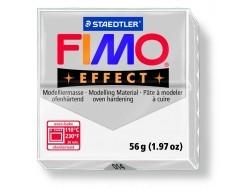Pâte Fimo EFFECT Translucide blanc  014 Fimo - 5