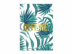 Carte postale - Offline Studio Stationery - 1