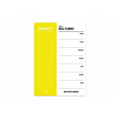 Acheter Bloc semainier et listes - Menus  - 5,99€ en ligne sur La Petite Epicerie - 100% Loisirs créatifs