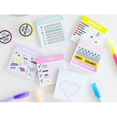 Mini To Do - Bloc de listes Studio Stationery - 2