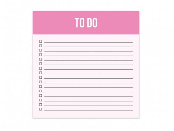 Mini To Do - Bloc de listes Studio Stationery - 1