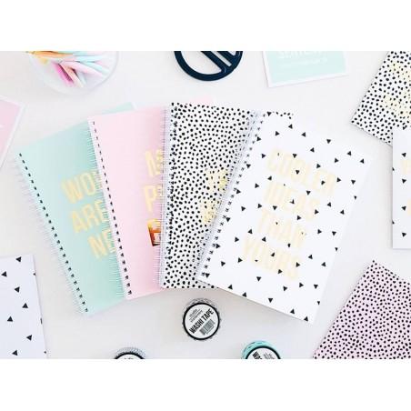 Carnet ligné - My pink book Studio Stationery - 3