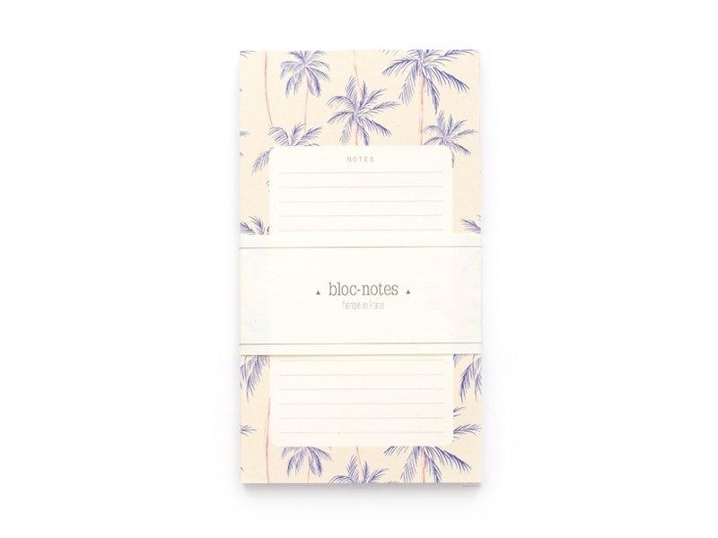 Acheter Bloc-notes / To do list - palmeraie - 7,00€ en ligne sur La Petite Epicerie - Loisirs créatifs