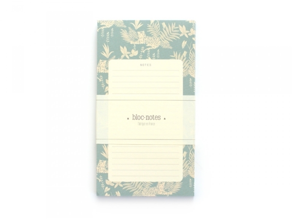 Bloc-notes / To do list - jungle Season Paper - 1